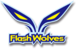 Flash Wolves 로고